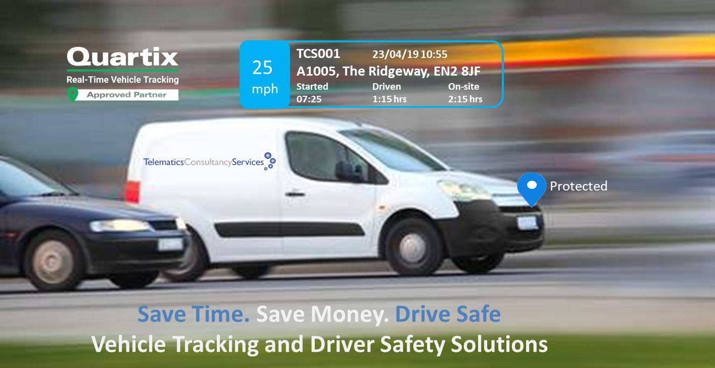 Telematics and Driver Safety | Save Time, Save Money, Drive Safe
