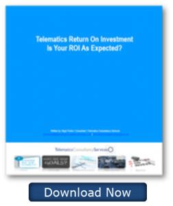 Telematics ROI eBook