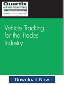 Quartix Tracking for Trades Industry eBook