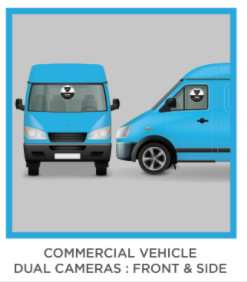 Video Telematics _ Front & Side Camera