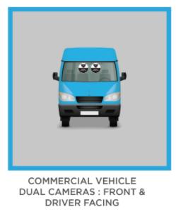 Video Telematics - Front & Driver Camera