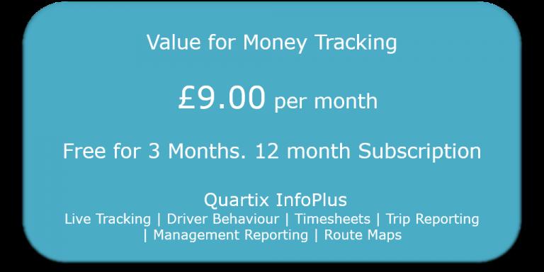 Quartix Offer