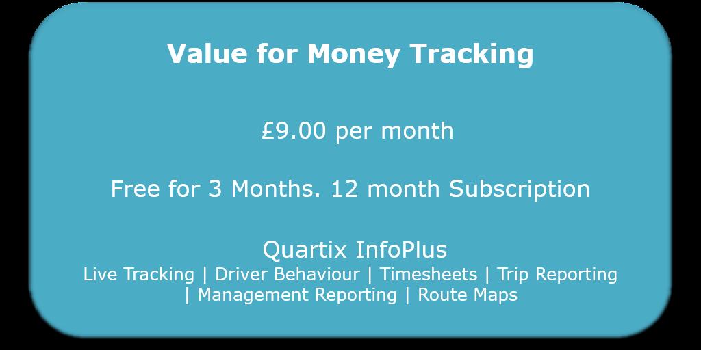 Quartix Pricing Offer