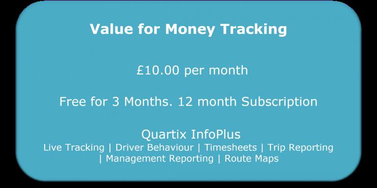 Quartix Value For Money Offer